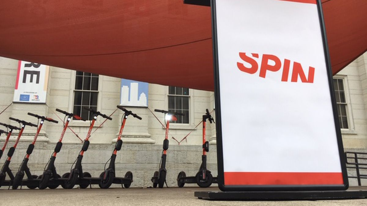 Safety guidelines introduced with Spin Scooters as new mode of transportation