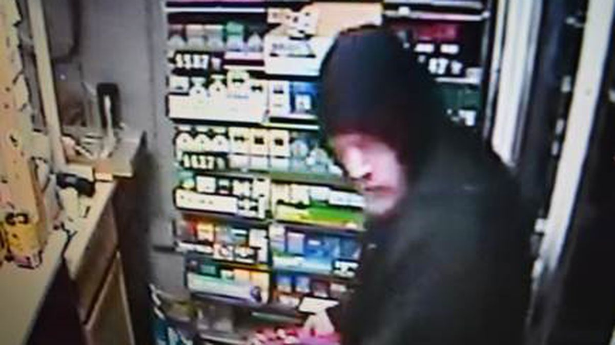Riverside police need help identifying breaking and entering suspect