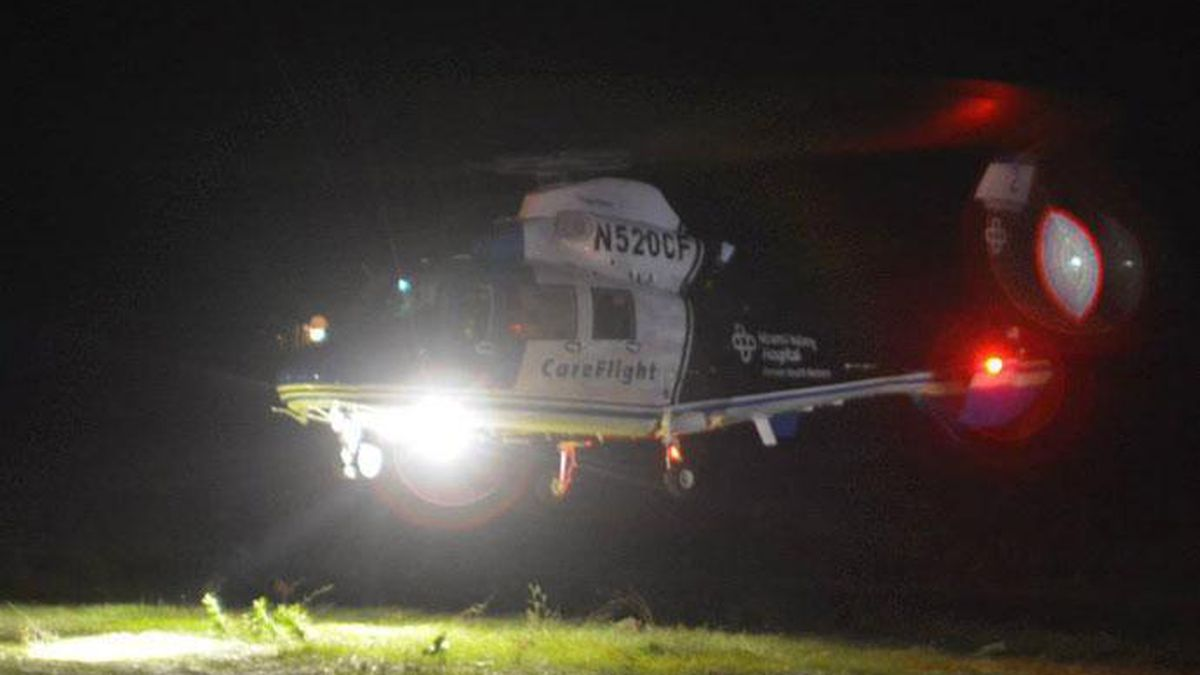 Springfield man taken by Careflight was stabbed by masked men, report says