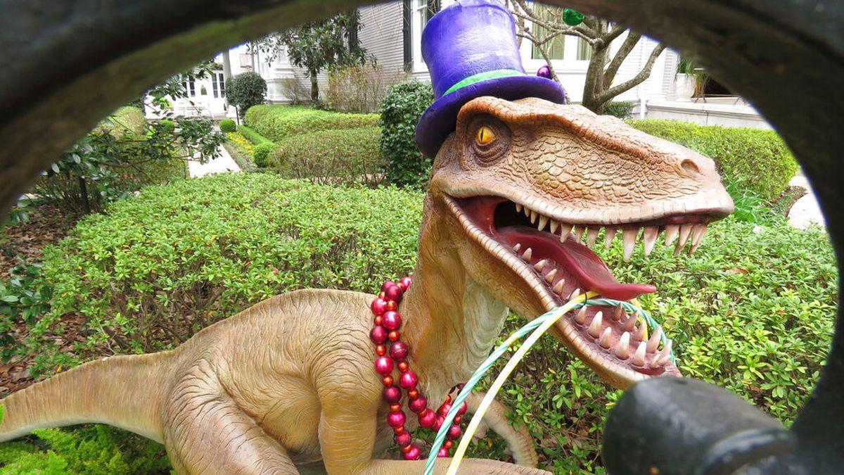 No parades, no problem: Mardi Gras still celebrated with 'house floats'