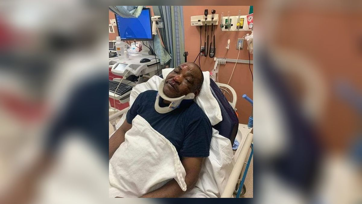 Union City, Ind. man claims police threw him to the ground in racially driven incident