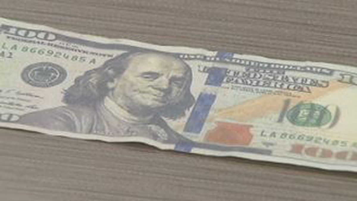 Xenia police issue warning after counterfeit money seizure