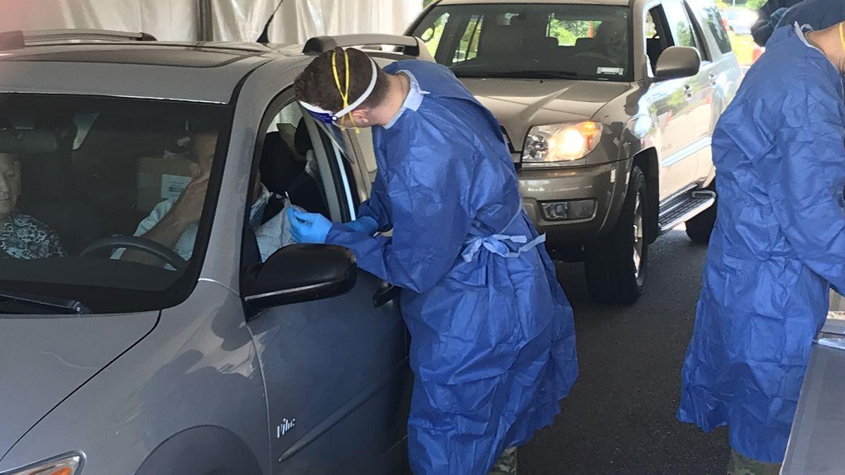 Coronavirus: Free COVID-19 testing available in Springfield beginning today