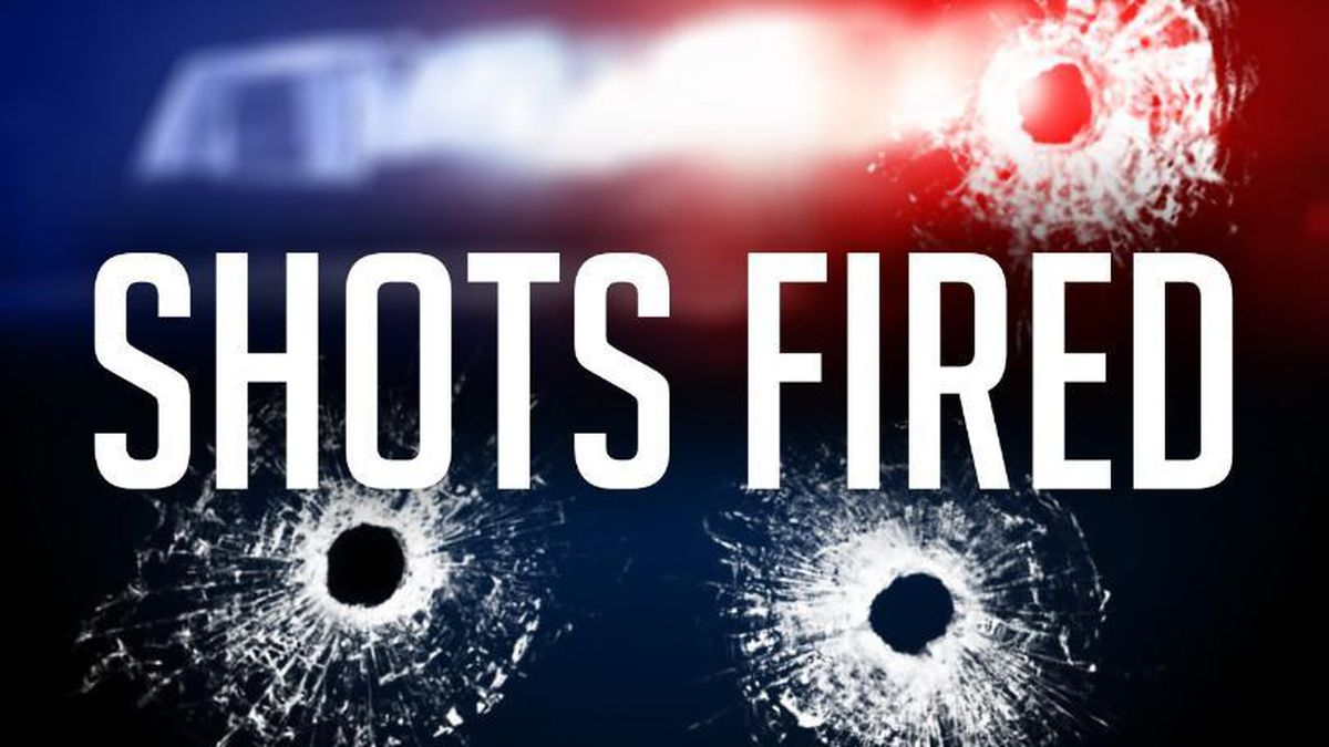 Shots fired into apartment complex on Euclid Avenue, outside gas line hit