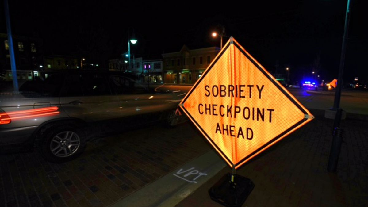 OVI checkpoint will be conducted in Montgomery County July 4