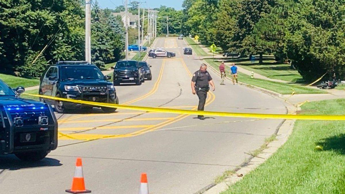 UPDATE: Motorcyclist killed in crash on Zink Road in Fairborn