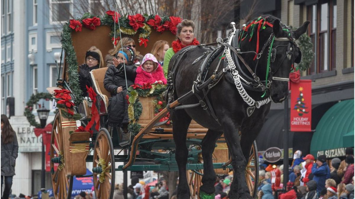 Lebanon's 32nd Horse Drawn Carriage Parade and Festival canceled for this year
