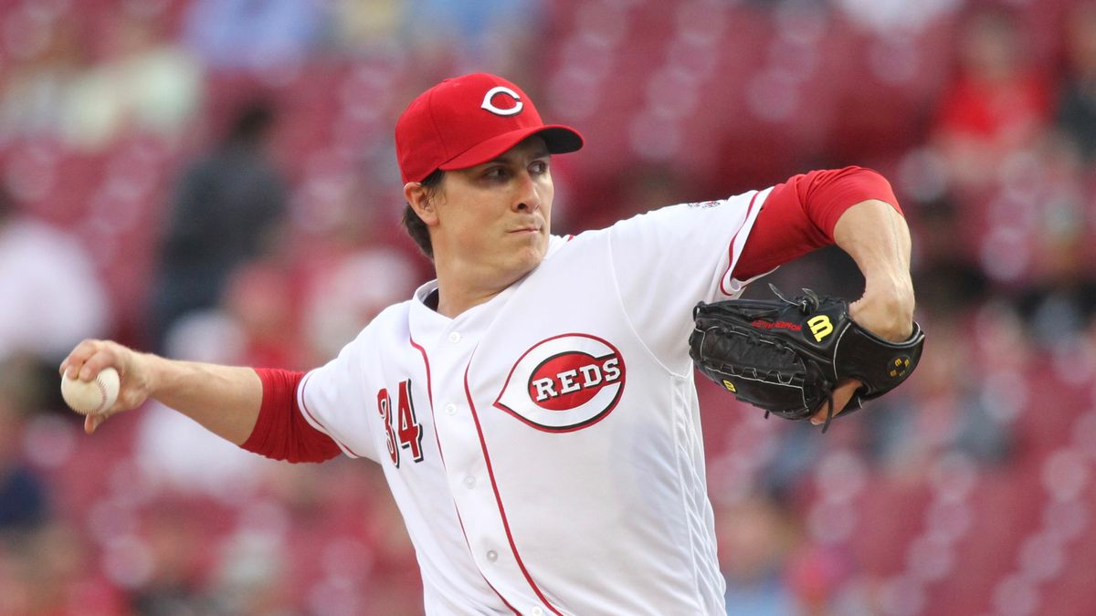McCoy: Bailey's return crowds Reds' rotation -- for now