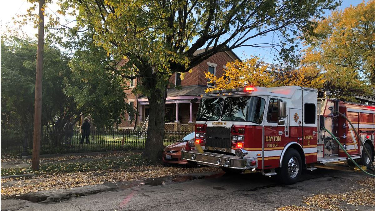 UPDATE: Fire crews knock down house fire on Ringgold Street