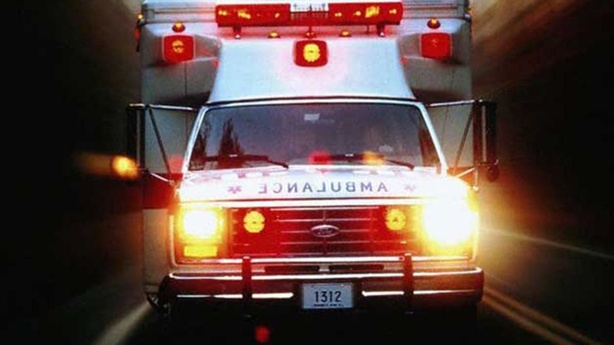 One in hospital after crash into pole near Yorkshire in Darke County