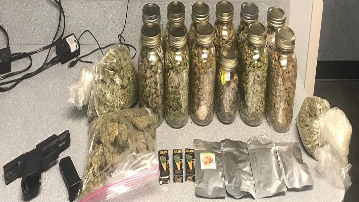 Perry Twp. man indicted after Thanksgiving bust yields stolen gun, drugs in Moraine
