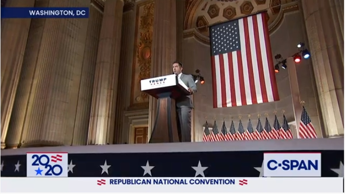 GOP opens convention warning Democrats will ruin US future