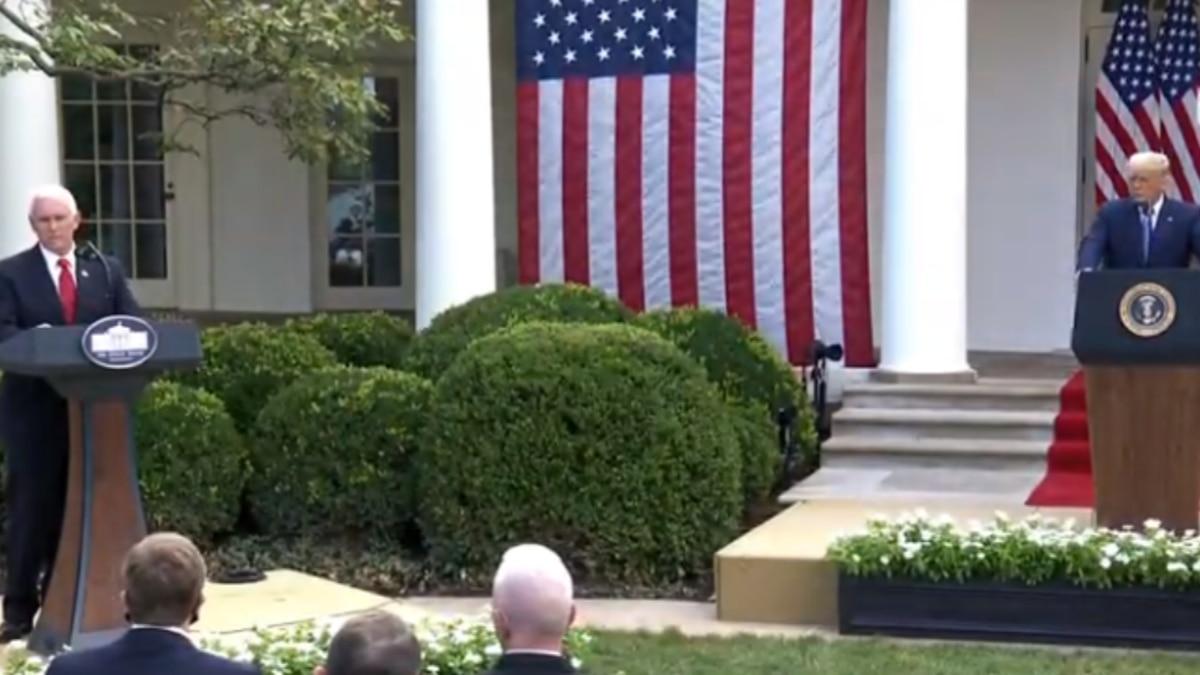 White House warns of new jump in Coronavirus cases