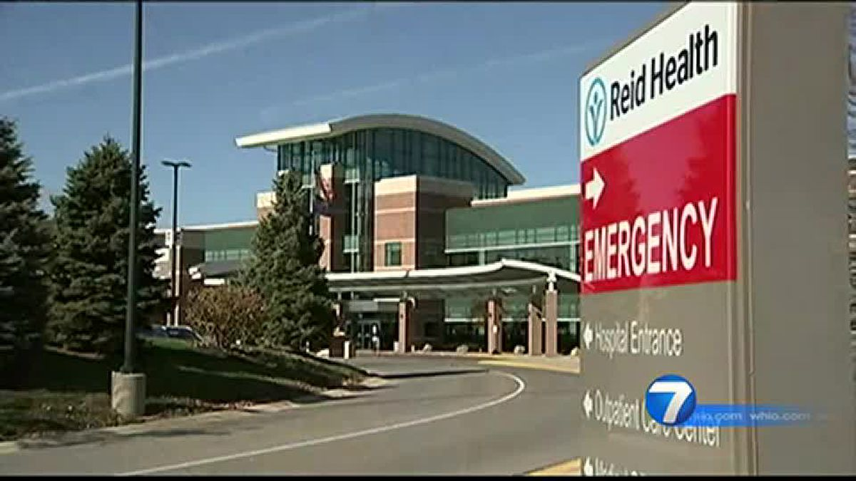 Reid Health implements no visitor policy due to surge in COVID-19 cases