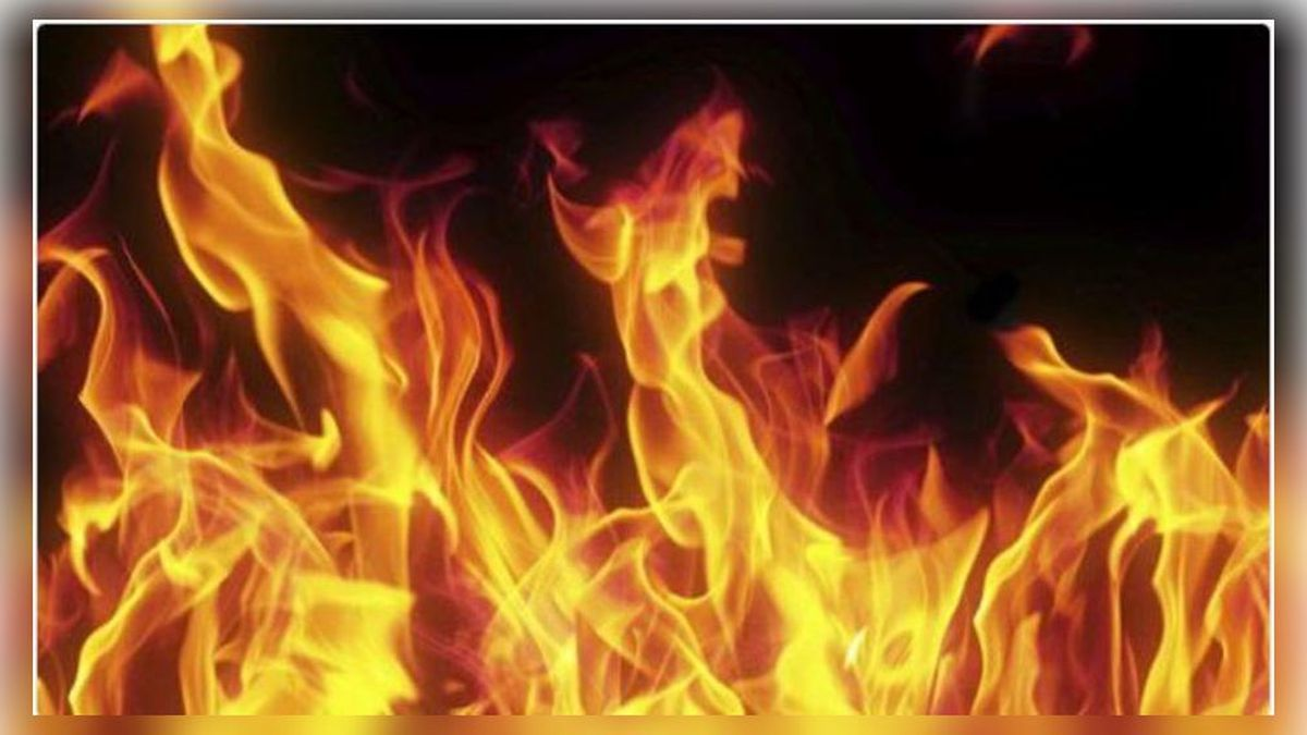Report: Cattle barn collapses in Clark County fire