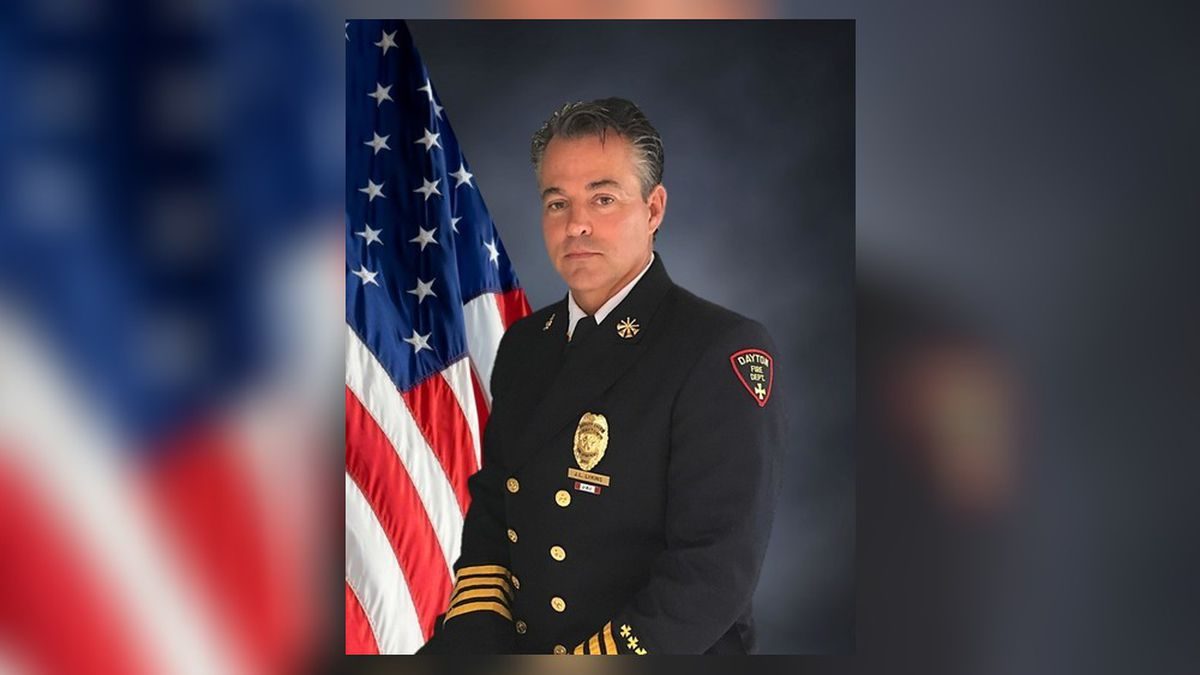 City of Dayton names new fire chief, director