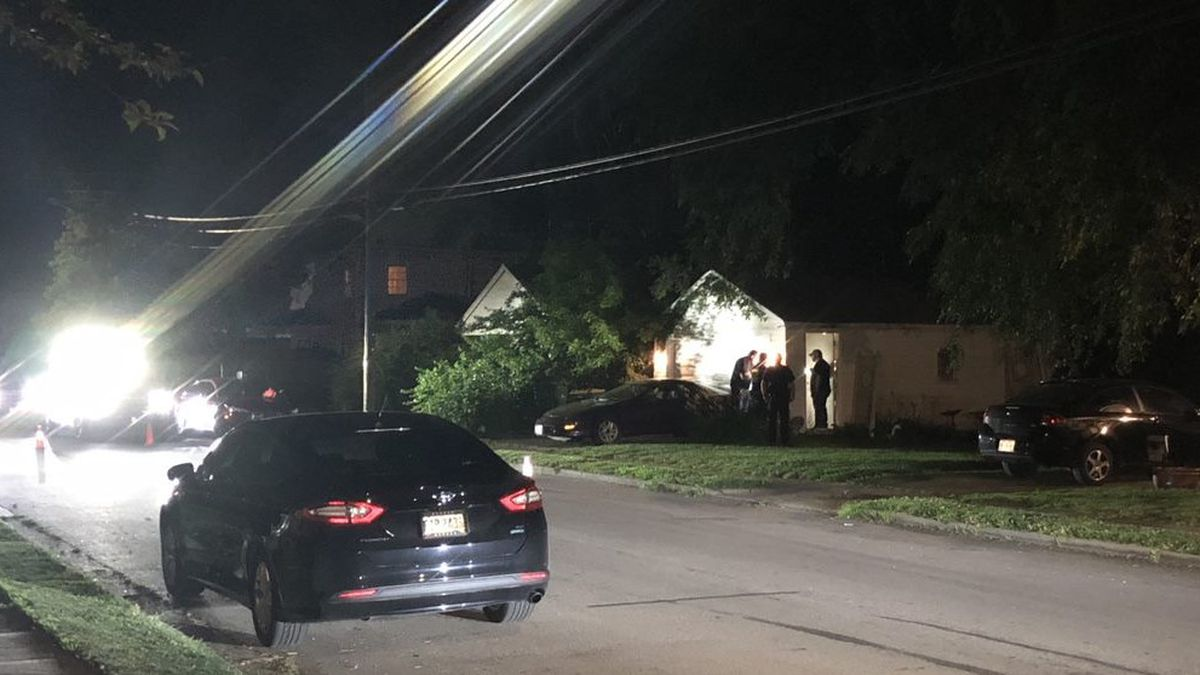 Shots fired incident brings police to home on Ohio Street in Fairborn