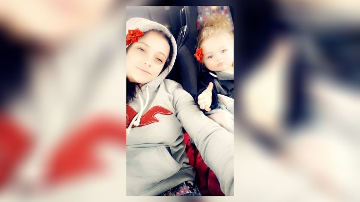 Mother, 14-month-old child killed in fiery crash near Wilmington
