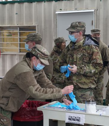Ohio National Guard to help with COVID-19 vaccinations