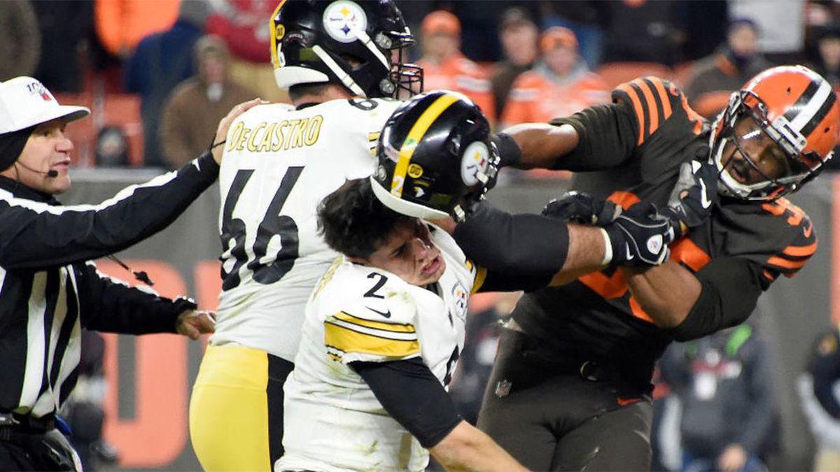 Browns' Myles Garrett vows to not let 'one moment' define him