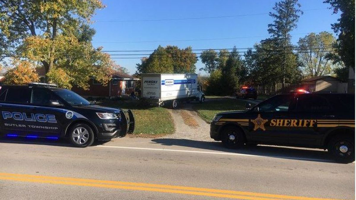 Reports: 1 in custody after search, pursuit of stolen box truck in Miami County