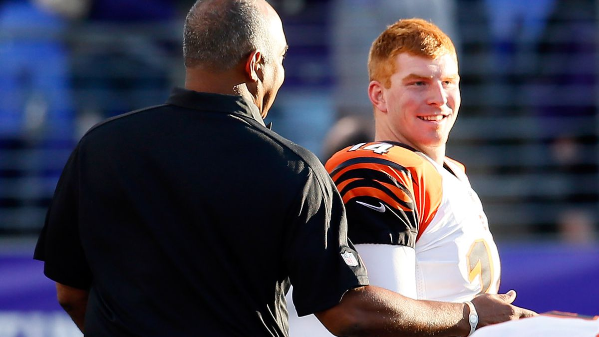 Red Rifle to Red River: Cowboys sign Andy Dalton