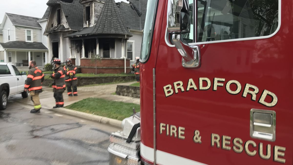 UPDATE: Name of 12-year-old boy killed in Miami County house fire released