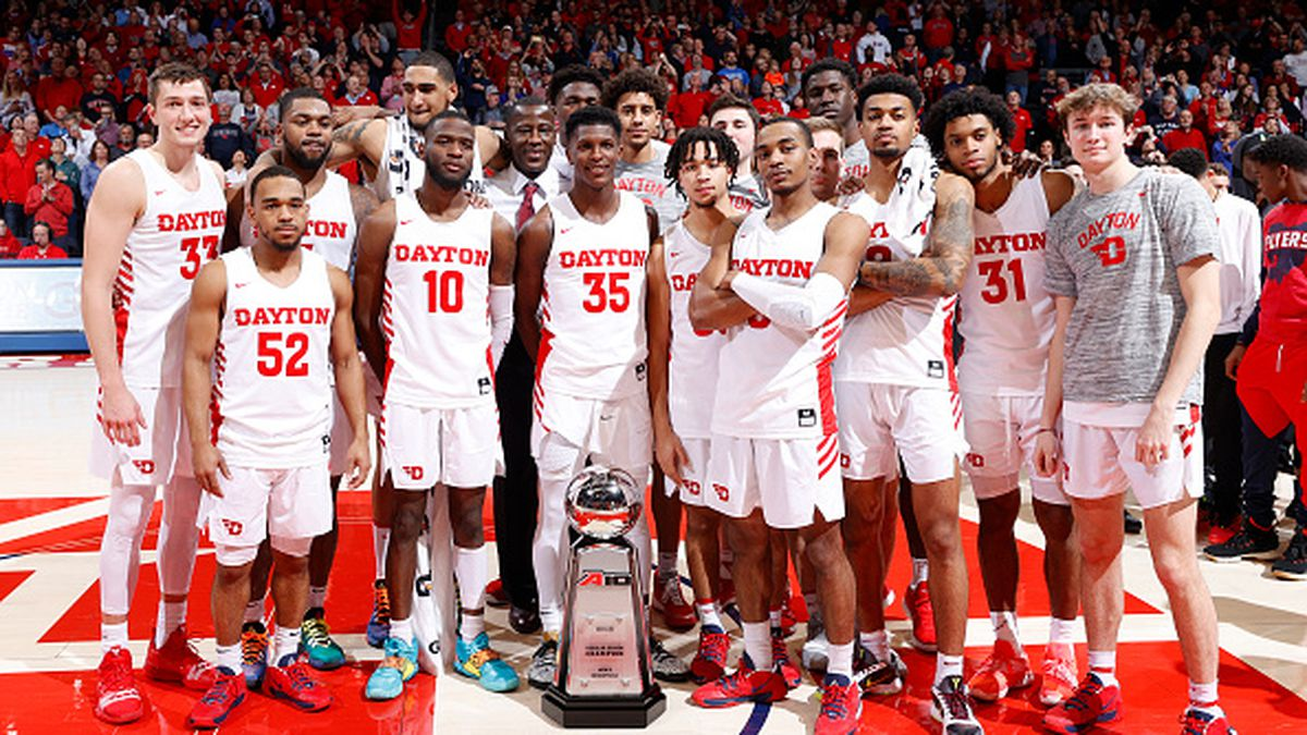 Dayton Flyers finish season in top 3 of Associated Press poll