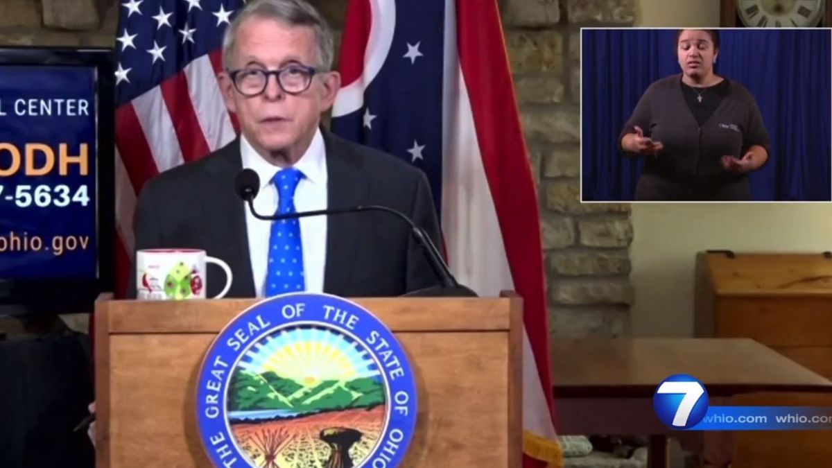 Coronavirus: Order outlining reporting COVID-19 cases in schools expected this week, DeWine says