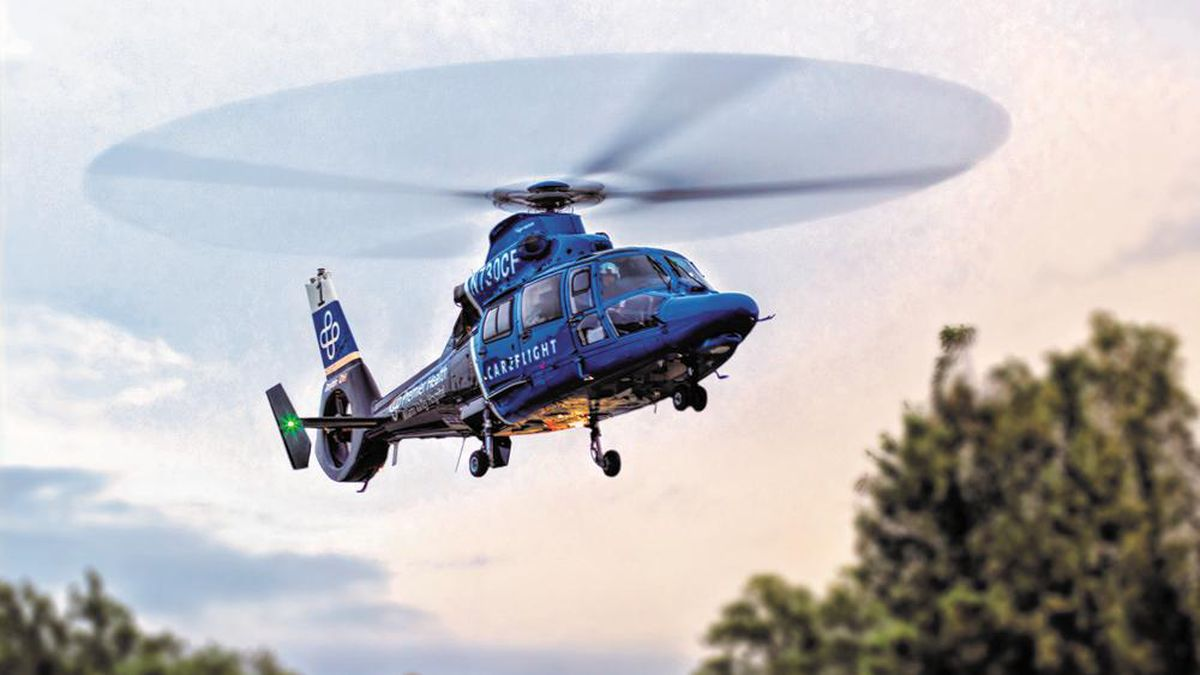 Medical helicopter called to crash on U.S. 127 in Darke County