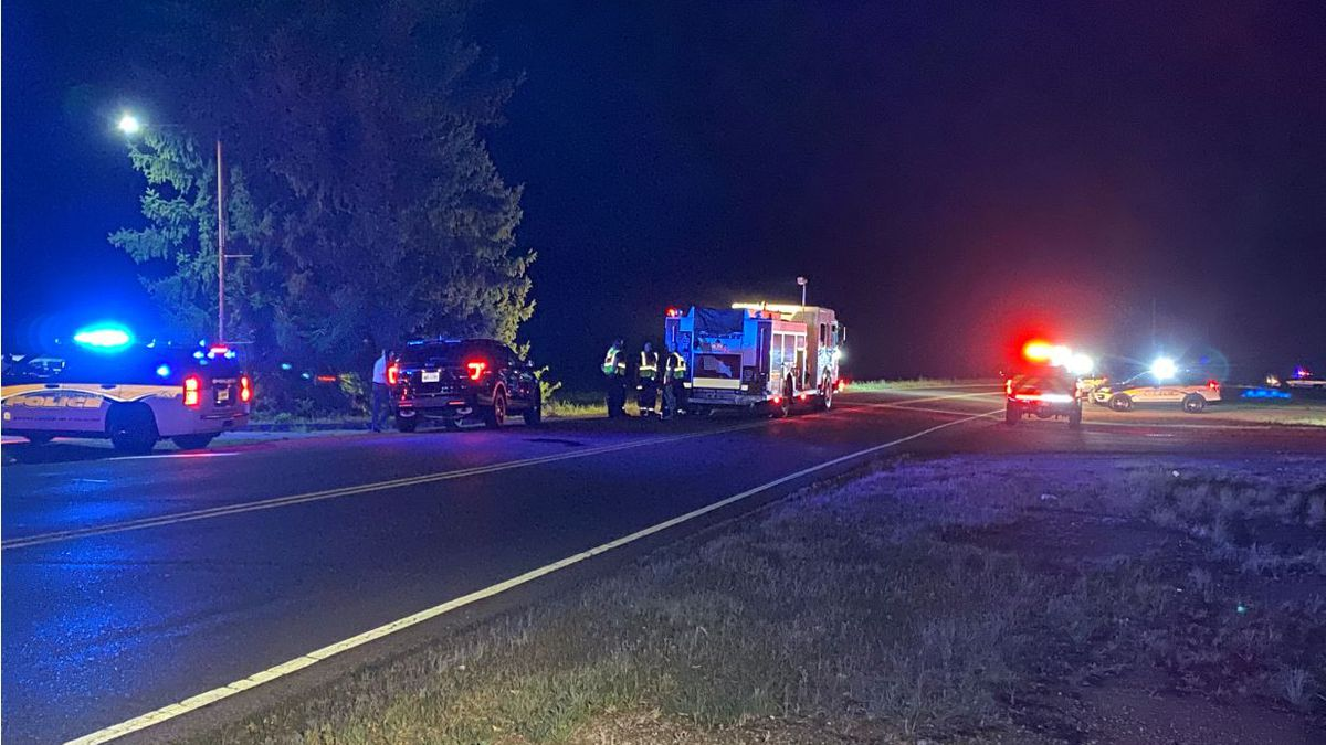 Coroner ID's woman who died in early morning crash on Wolf Creek Pike