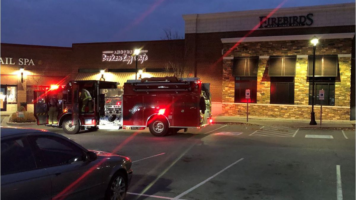 UPDATE: Fire crews quickly put out fire at Austin Landing's Firebirds Wood Fired Grill restaurant