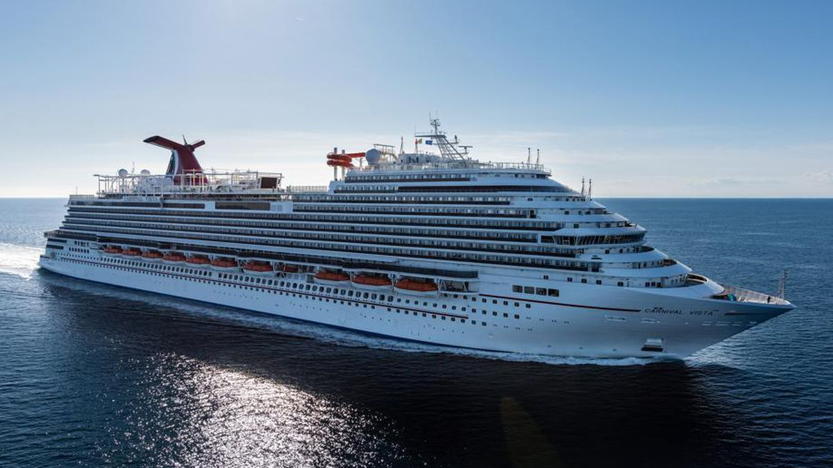 Dayton native stranded on cruise ship traveling from South America to Florida