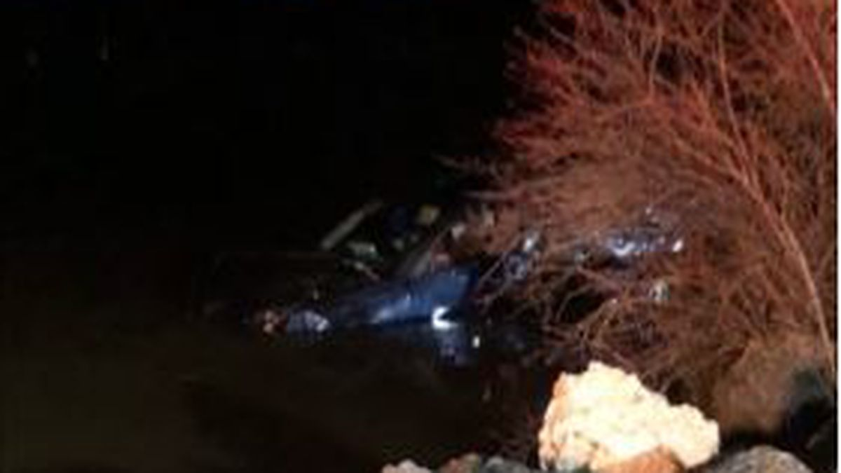 ODNR investigating after driver crashes into Grand Lake St. Marys