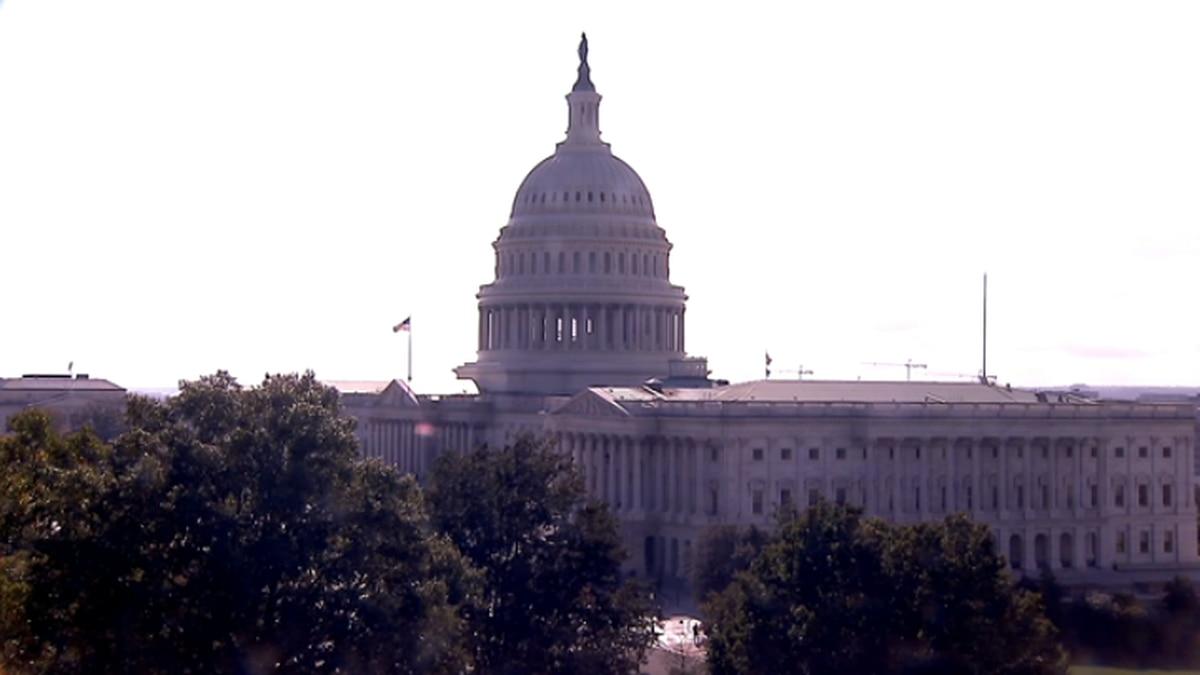 Senate gridlocks again as Democrats block GOP virus aid bill