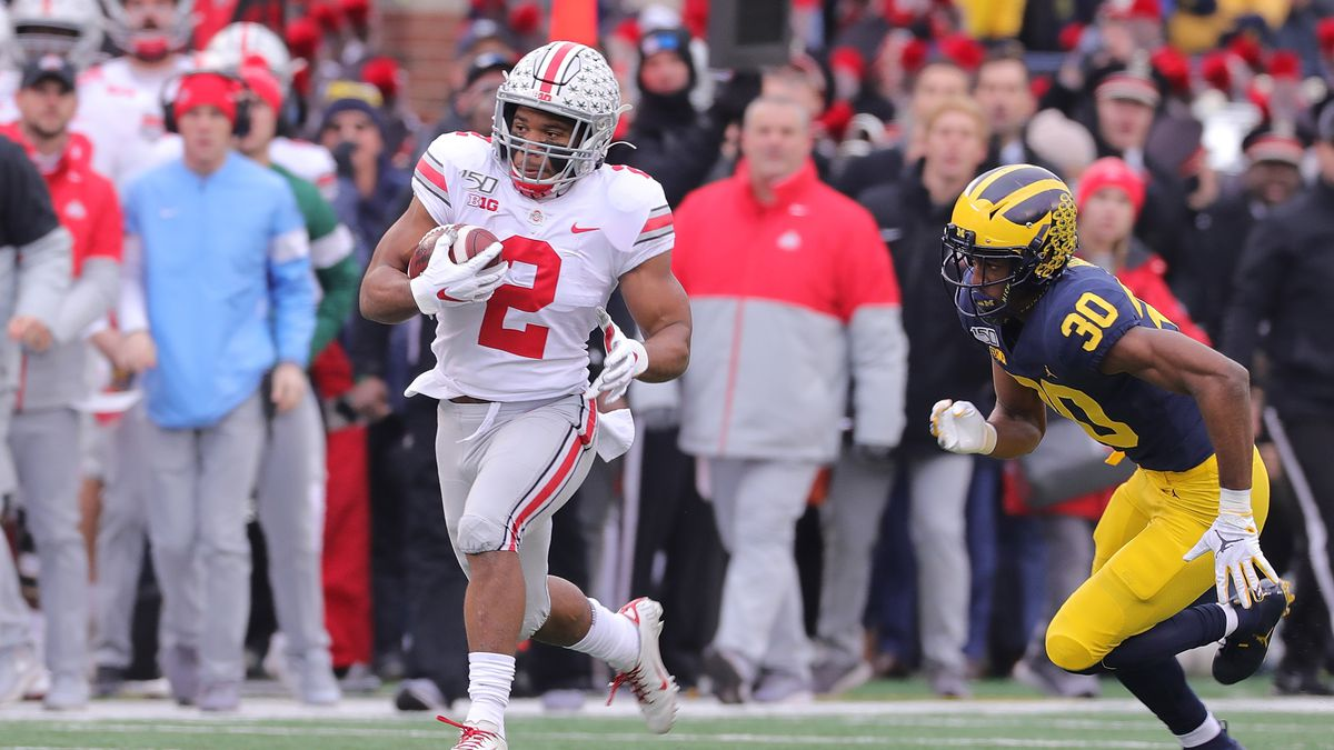 Ohio State-Michigan: Buckeyes blow out Wolverines again
