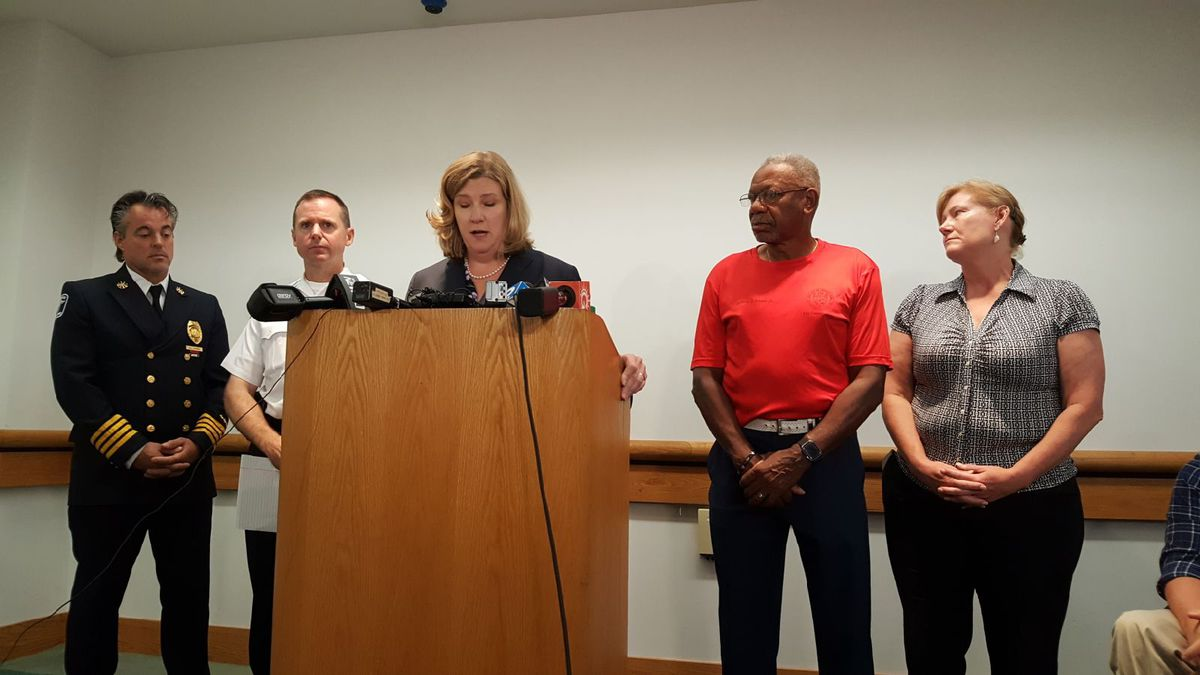 Dayton Shooting: 'This is a day we all dread happening,' Mayor Whaley says