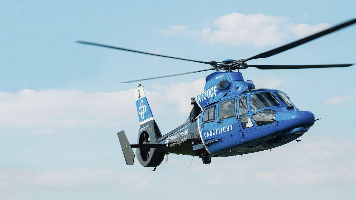 CareFlight responding to Shelby County crash involving a semi
