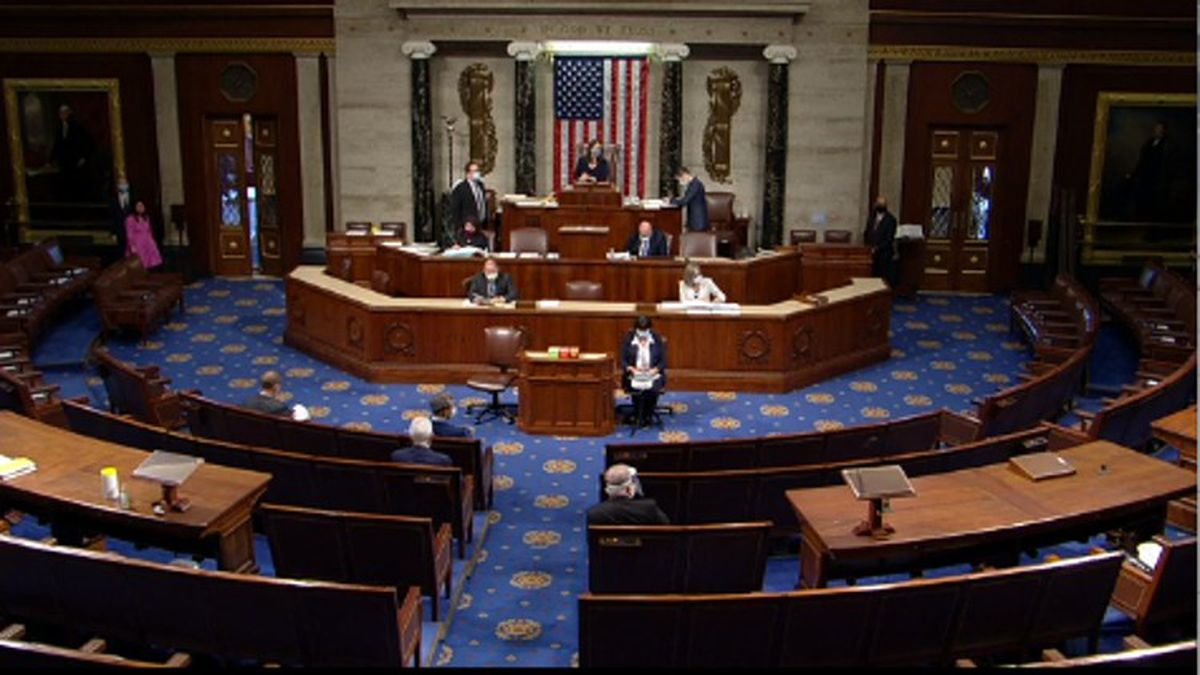 House makes history with first floor proxy votes