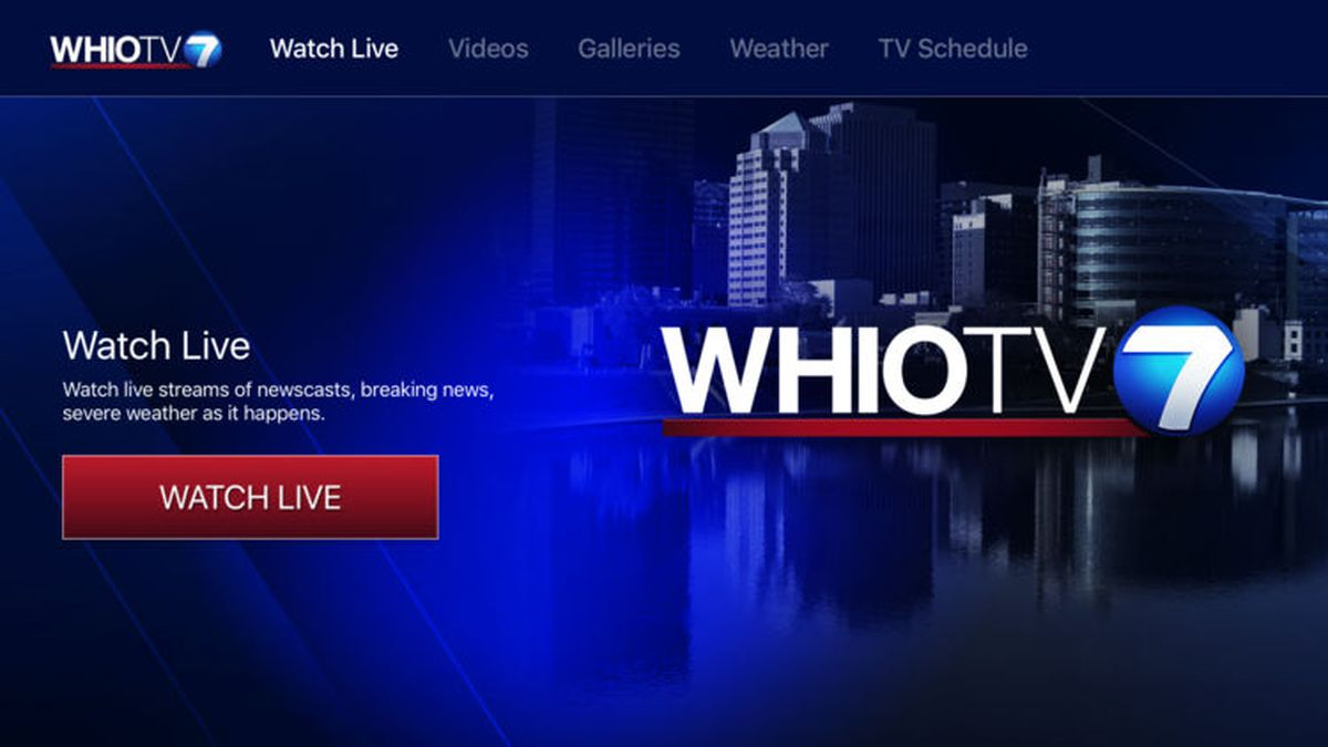 How to watch NewsCenter 7 if you're traveling